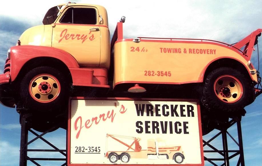 Jerry's Wrecker